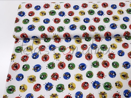 FICHAS PARCHIS MICKEY
