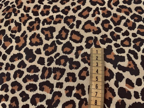 ALGODON ANIMAL PRINT